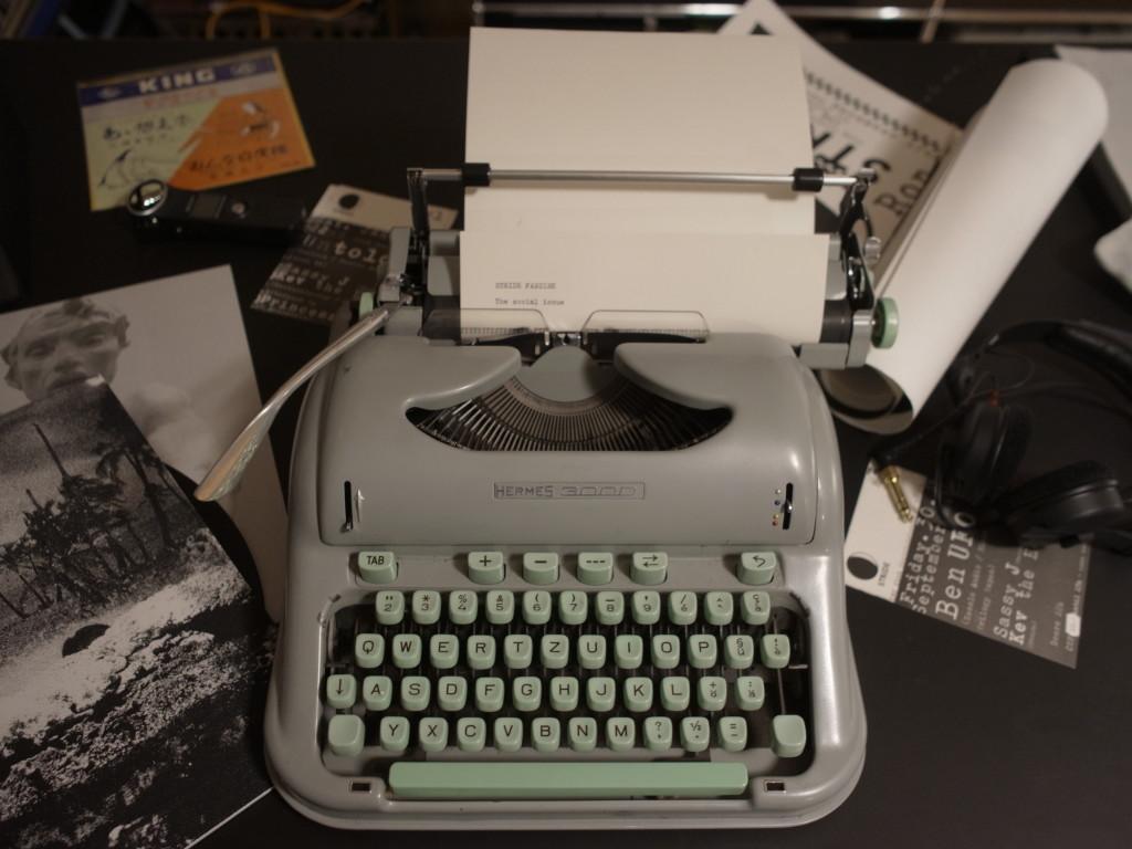 Typewriter Full