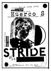 Huerco S Stride Flyer